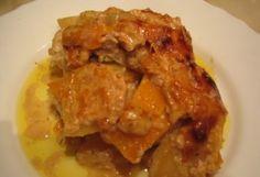 Rozmaringos csirkerakottas Crockpot, Slow Cooker, Muffin, Paleo, Pork, Beef, Chicken, Freezer, Kale Stir Fry