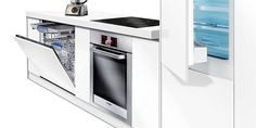 Bosch Appliances - integrated, semi-integrated and free standing appliances - London Kitchen Shop