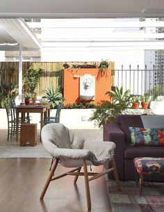 Brooklin, em São Paulo - Escritório Lore Arquitetura, da arquiteta Lorraine Claudio