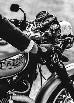 gentlemansessentials: Cafe Racer Gentleman's Essentials
