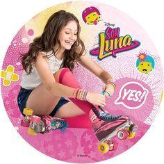 Oblea Soy Luna 2 - Modecor
