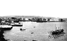 Photo of Plymouth, Royal William Victualling Yard, Stonehouse 1890 Devon Uk, Public Realm, Plymouth, Family History, Cornwall, Old Photos, England, Victorian, Yard