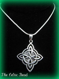 Celtic knot and cross