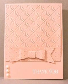 Thank you card from Mary (Octoberbabe) by Kathleen Lammie - Cards and Paper Crafts at Splitcoaststampers