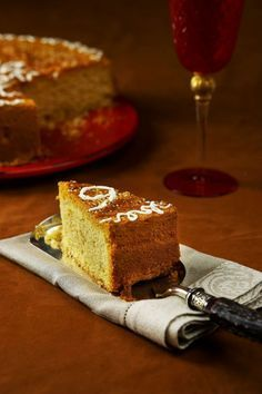 Greek Sweets, Greek Desserts, Greek Recipes, Xmas Food, Christmas Baking, Greek Cake, Different Recipes, Deserts, Food And Drink