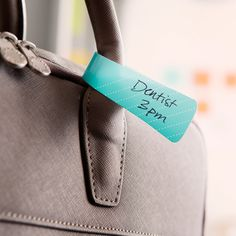 Once you try our Post-it® Reminder Tags, you'll wonder how you ever lived without them.