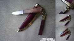 Viking knife gallery