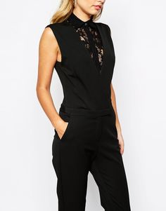 Image 3 of Supertrash Wallace Jumpsuit with Lace