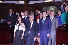 Por unanimidad, el pleno de la LXXIII Legislatura de Michoacán aprobó la reelección de Flores Negrete, como magistrado del Supremo Tribunal de Justicia del Estado, por un periodo de cinco ...