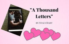 """Book review: """"A thousand letters"""" by Staci Hart - meine Rezension"""