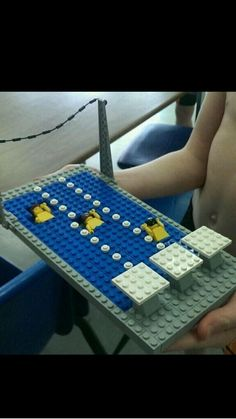 Lego swim meet