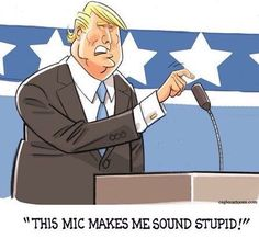 Trump Is A Cartoon (@TrumpsACartoon) | Twitter