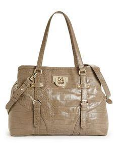 Taupe purse