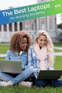 The Best Laptops for Nursing Students. These are the best laptops for nursing students. You don't have to spend a lot of money to get a dependable computer. Compare Mac to PC! #thenerdynurse #nurse #nurses #nursingstudent #studentnurse #nursingschool #productsfornurses #laptop Laptops For College Students, Laptop For College, Nursing School Motivation, Nursing School Tips, Nursing Student Organization, Lpn Schools, Nursing Pins, Nursing Profession, New Nurse