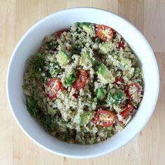 Quinoa Summer Salad #recipe #ontheblog— Ever Sweet Pastry Boutique