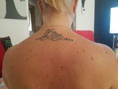 #love #tattoo #stars #amore