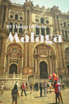 From Antonio Banderas' rooftop terrace to sardines grilled on the beach, these are Malaga's top 10 things to do. Andalusia Travel, Spain Travel, Cool Places To Visit, Places To Travel, Travel Reviews, Travel Articles, Travel Tips For Europe, South Of Spain, Southern Europe