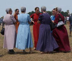 Amish gossip