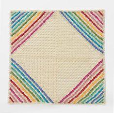 Granny Baby Blanket, free crochet pattern by Lion Brand Yarn