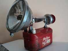Big Beam Beacon No. 164 Lamp Flashlight for Vintage by CapeCats