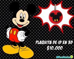 Placa Superheroes Identificación Mascotas Perro #purodoglove - $ 10.000 en MercadoLibre