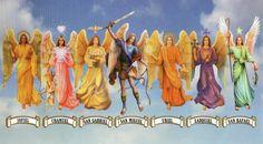 Los ángeles protectores ¿qué son?