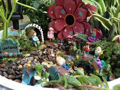 Fairygarden   Garden fairies  Hobby