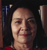 Leslie Marmon Silko...genius writer and poet.