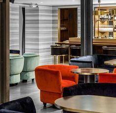 Paris, France: Designer Charlotte Biltgen Updates The Klay Club In Paris