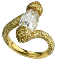 Leviev gold and diamond ring - Women's Jewellery - How To Spend It