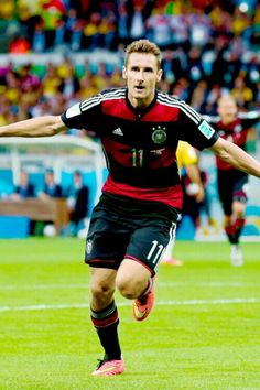 This soccer player inspires me because in the world cup in Brazil it was his last time playing with his international team and in his club because he was gonna retire because it was to long for him to be able to play in Germany but when he played in the world cup he did everything that he could of done before he retires