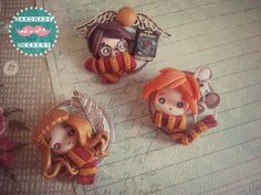 Harry Potter Brooch