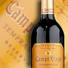 Campo Viejo delivers progressive styles of Rioja wines that satisfy today's discerning palates. Rioja Wine, Barolo Wine, Spanish Wine, Spanish Tapas, Spanish Food, Sonoma Wineries, Virginia Wineries, Wine Shelves, Wine Parties