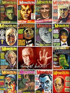 Forrest J Ackerman (Nov. 24, 1916 – Dec. 4, 2008) was an American writer, editor, collector of science fiction books & movie memorabilia & a science fiction fan. He was, for over seven decades, one of science fiction's staunchest spokesmen & promoters. He was the editor & principal writer of the American magazine Famous Monsters of Filmland, as well as an actor and producer (Vampirella) from the 1950s into the 1980s. Famous for his word play and neologisms, he coined the genre nickname…