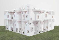 Toyota City Aitai Exchange Pavilion   Jun Igarashi Architects
