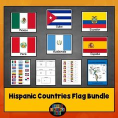 common country flags