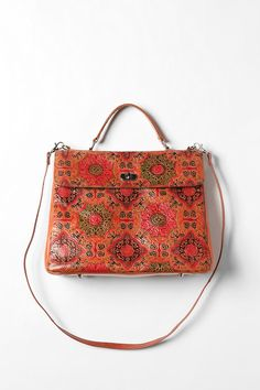 Ecote Tooled Lady Bag