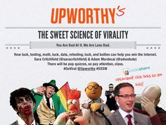 The Science Behind Upworthy's Virality - Business Insider