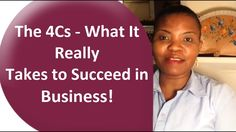 http://ift.tt/1IjE7AG In this episode of Julie Syl Kalungi TV I share The 4Cs | What It Really Takes to Succeed in Business esp. in Online Marketing. Do you know the 4 Ingredients to Create Home Based Business and Career Success? You probably already do these things. But NOT in the way they are meant to be used to create the success you desire in your business and/or career!    These are the Skills you MUST Master to grow Explode and succeed in Your Business On or Offline!  Love to share…