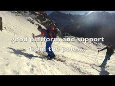 McNab Snowboarding - Splitboarding tutorial - how to kickturn on a Splitboard - YouTube