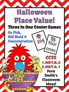 place value activities for the k 5th grade classroom on pinterest place values go math and. Black Bedroom Furniture Sets. Home Design Ideas