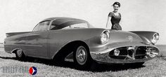 1954 Oldsmobile Cutlass concept car