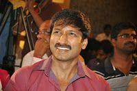 Gopichand Photos at Jil Success Meet, Telugu Actor Gopichand stylish stills at Jil Movie Success Meet, Hero Gopichand latest photo stills