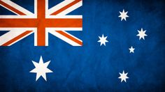 """The Australian Flag comprised of the """"Union Jack"""", the """"Southern Cross"""", and the…"""