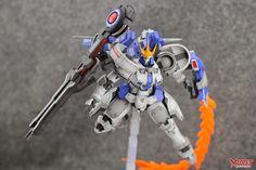 GUNDAM GUY: Dragon Momoko 1/100 OZ-00MS Tallgeese III - Painted Build