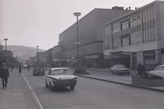 Changes: Swansea city centre through the decades...