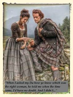 Cannot WAIT for Starz series of Outlander, Summer 2014!