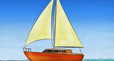 How to Draw an Anchor: 8 Steps (with Pictures) - wikiHow Anchor Drawings, Car Drawings, Basic Shapes, Simple Shapes, Kitchen Sign Diy, Origami Hat, Sea Plants, Canoe And Kayak, Step By Step Drawing