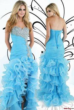 prom dress prom dresses long blue