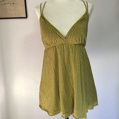 J Crew Top- Med Adorable & like brand new J. Crew Tops Tank Tops